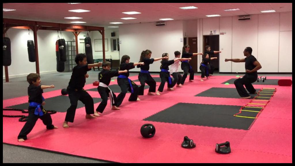 Kung Fu 5
