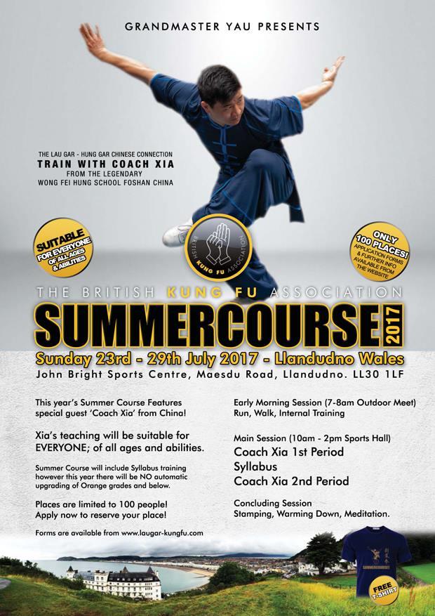 BKFA Summer_Course_2017