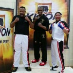 Kwon Grand Slam - Chris March '17