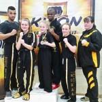 Kwon Grand Slam - Jam Trin March '17