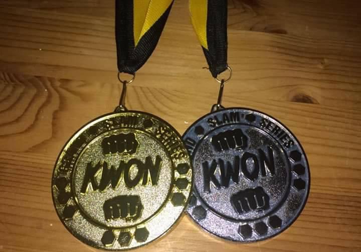 Trin Kwon Grand Slam Series Jan '17
